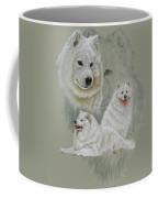 Samoyed Revamp Coffee Mug