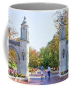 Sample Gates At University Of Indiana Coffee Mug
