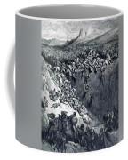 Samson Destroys The Philistines With An Ass Jawbone Coffee Mug