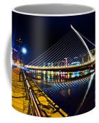 Samuel Beckett Bridge 5 Coffee Mug