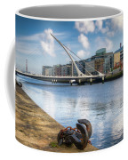 Samuel Beckett Bridge, Dublin, Ireland Coffee Mug
