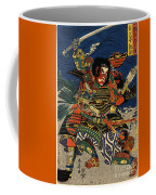 Samurai Warriors Battle 1819 Coffee Mug