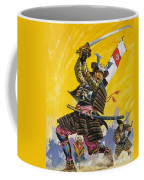 Samurai Warriors Coffee Mug