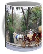 San Antonio Carriage Coffee Mug