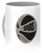 San Antonio Spurs Retro Shirt Coffee Mug