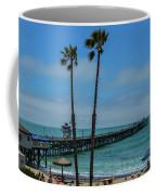 San Clemente Peir Coffee Mug