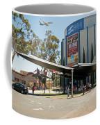 San Diego Air And Space Museum Coffee Mug