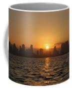 San Diego Bay Sunrise Coffee Mug