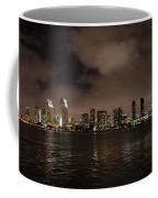 San Diego Evening Skyline Coffee Mug