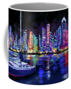 San Diego Harbor Coffee Mug