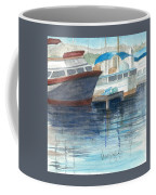 San Diego Mission Bay Coffee Mug