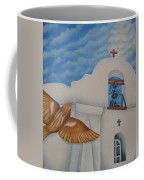 San Elizario On A Moonlit Morning Coffee Mug