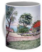 San Francisco Park Presidio Coffee Mug