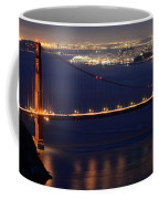 San Francisco At Night Coffee Mug