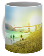 San Francisco Baker Beach Coffee Mug