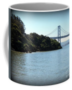 San Francisco Bay Bridge Coffee Mug