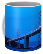 San Francisco Bay Bridge Coffee Mug