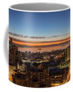 San Francisco Bay Early Morning Glow  Coffee Mug