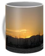 San Francisco Bay Sunset Coffee Mug