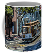 San Francisco, Cable Cars -2 Coffee Mug