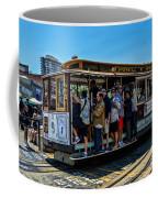 San Francisco, Cable Cars -3 Coffee Mug