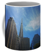 San Francisco Cityscape Coffee Mug