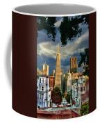 San Francisco Cliff Coffee Mug