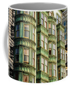 San Francisco Color Coffee Mug