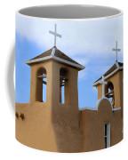 San Francisco De Asis Mission Bell Towers Coffee Mug