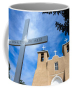 San Francisco De Asis - Rancho De Taos Coffee Mug