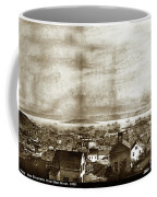 San Francisco, From Clay Street, 1855 Coffee Mug
