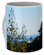 San Francisco From Mt. Tamalpais Coffee Mug