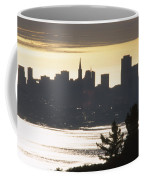 San Francisco - From Tamalpais East Coffee Mug