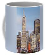 San Francisco Skyline 2 Coffee Mug