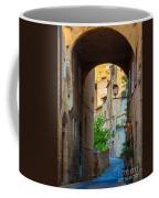 San Gimignano Archway Coffee Mug