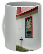 San Iglesia Church Window Coffee Mug