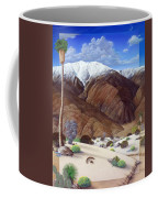 Snow Creek  Coffee Mug