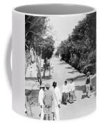 San Juan - Calle De La Princesa - Puerto Rico - C 1899 Coffee Mug