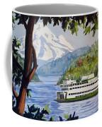 San Juan Ferry Coffee Mug
