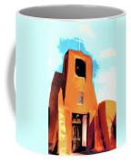 San Miguel Santa Fe Coffee Mug