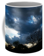 San Salvador Sunset 4 Coffee Mug