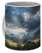 San Salvador Sunset Coffee Mug