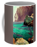 San Vicente Cove Mallorca Coffee Mug