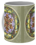 Sanctuary Mandala Coffee Mug