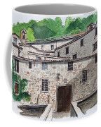 Sanctuary Of St. Francis Coffee Mug