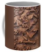 Sand And Mud Curls Coffee Mug