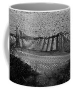Sand And Shadows Coffee Mug