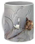 Sand And Shells Coffee Mug