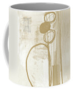 Sand And Stone 2- Contemporary Abstract Art By Linda Woods Coffee Mug