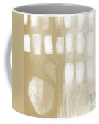Sand And Stone 4- Contemporary Abstract Art By Linda Woods Coffee Mug